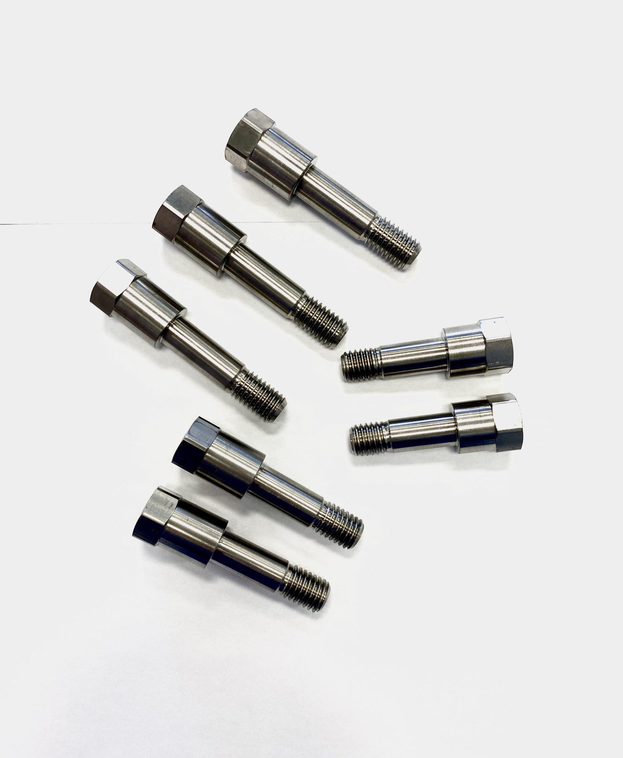 Titanium Shock Bolt Kit – R1