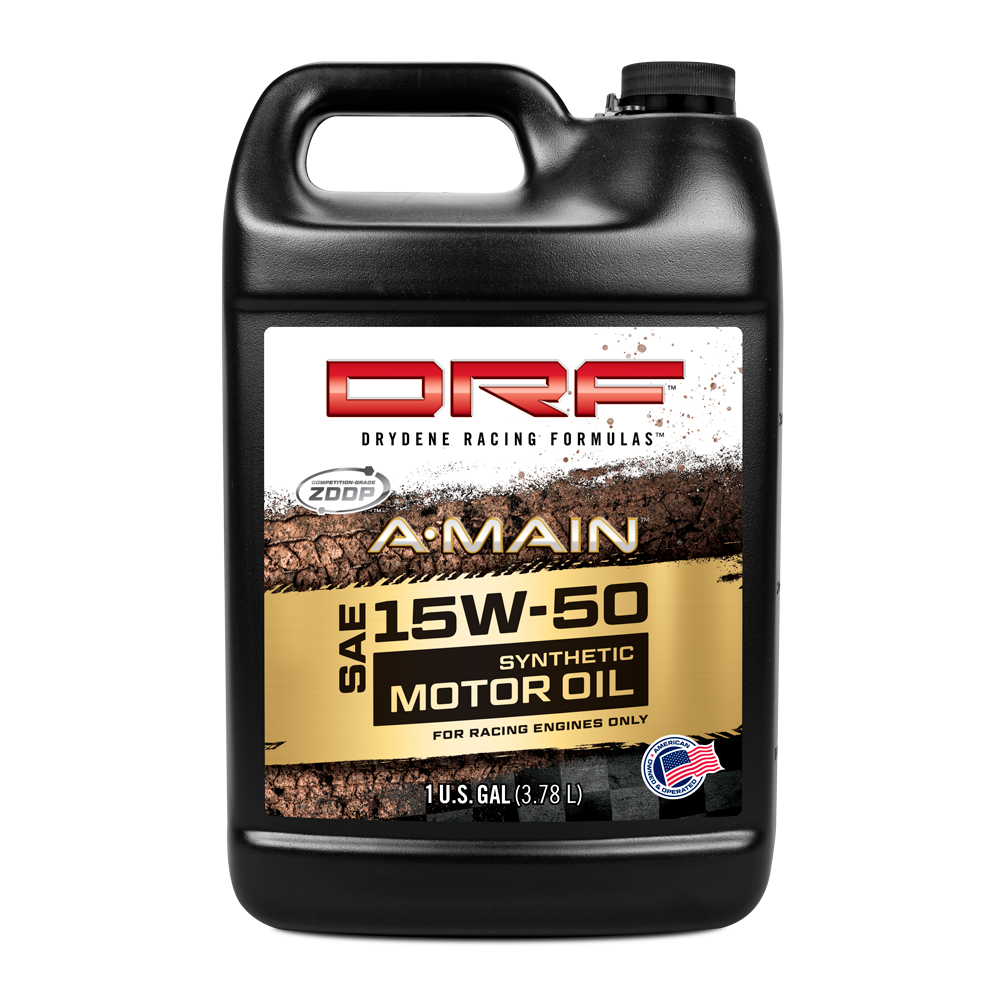 DRF Racing Oil – Synthetic