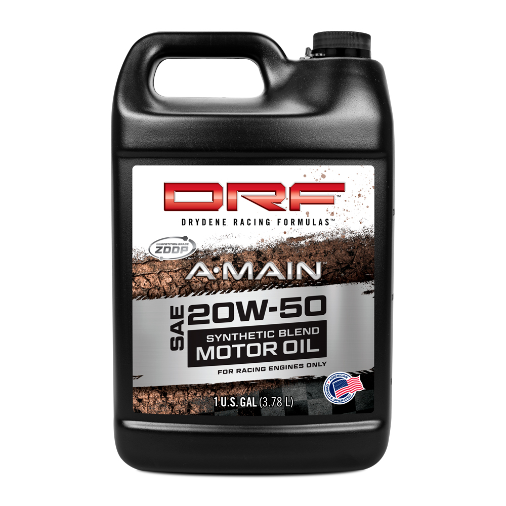 DRF Racing Oil – Synthetic Blend